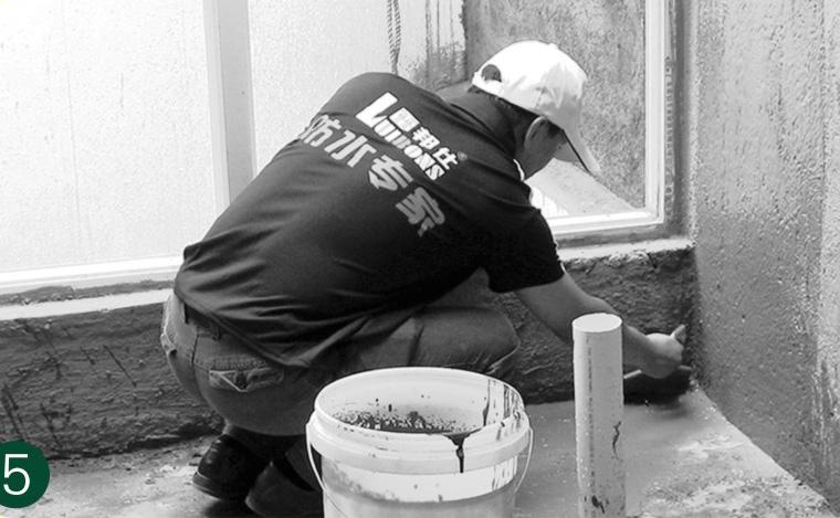 雷邦仕家庭防水专家加盟