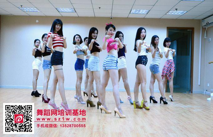 深圳舞蹈网舞蹈教学加盟