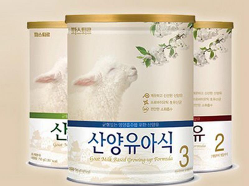 韩羊羊奶粉招商加盟