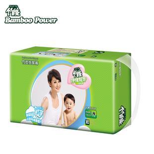 竹能纸尿裤招商加盟
