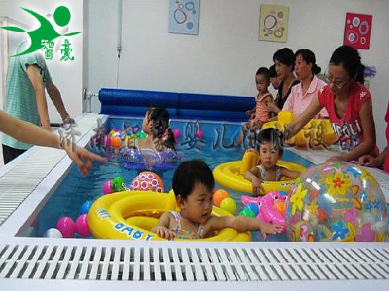 智豪婴儿游泳设备招商加盟