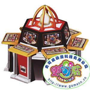 史可威动漫小游戏机招商加盟