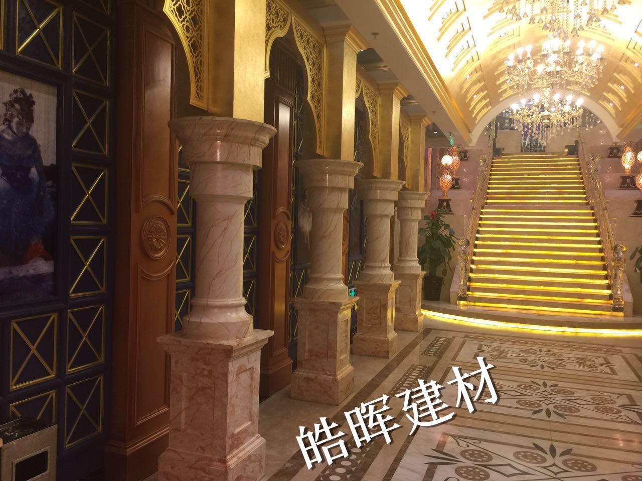 仿大理石罗马柱欧式方柱