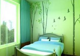 金芒果硅藻泥建材墙艺招商加盟