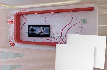 锎创3D背景墙设备建材墙艺招商加盟