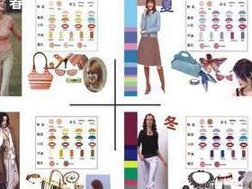 四季色彩形象设计招商加盟