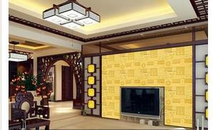 雅诗3D背景墙建材装饰招商加盟
