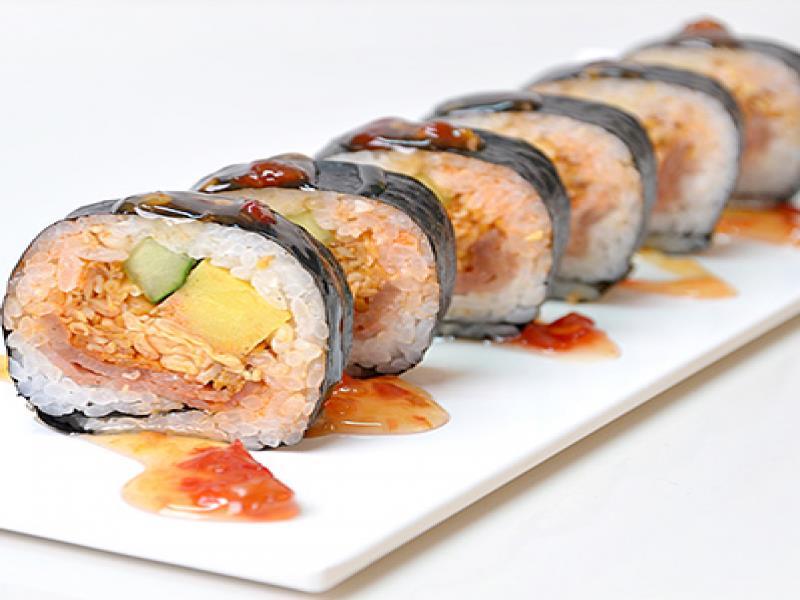 正卫寿司小吃招商加盟