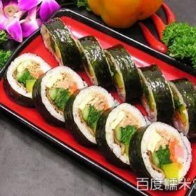 幸福的紫菜包饭小吃招商加盟