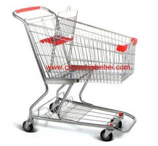 优凯超市购物车招商加盟