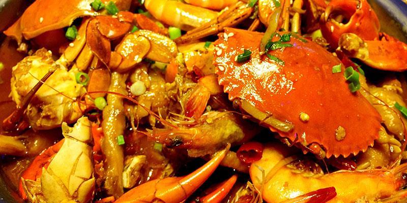 巴比酷肉蟹煲招商加盟