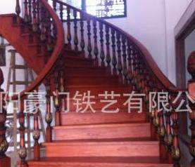 豪门铁艺楼梯招商加盟