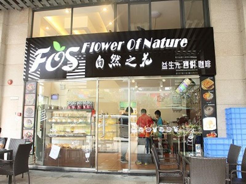 自然之花果糖招商加盟