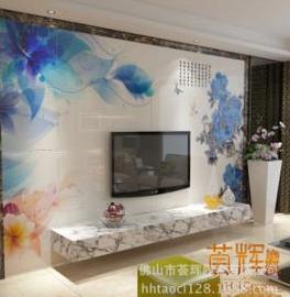 荟辉背景墙瓷砖招商加盟