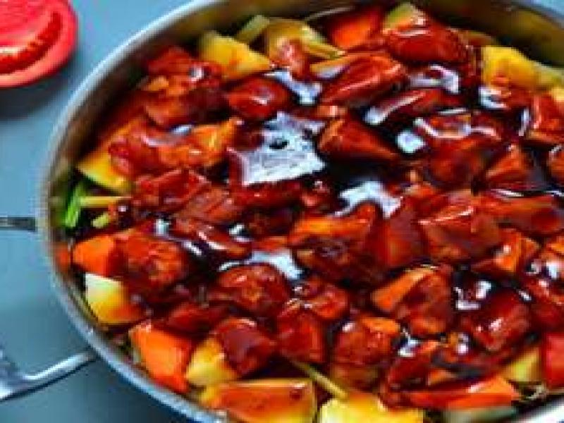 亚明红番茄焖锅招商加盟