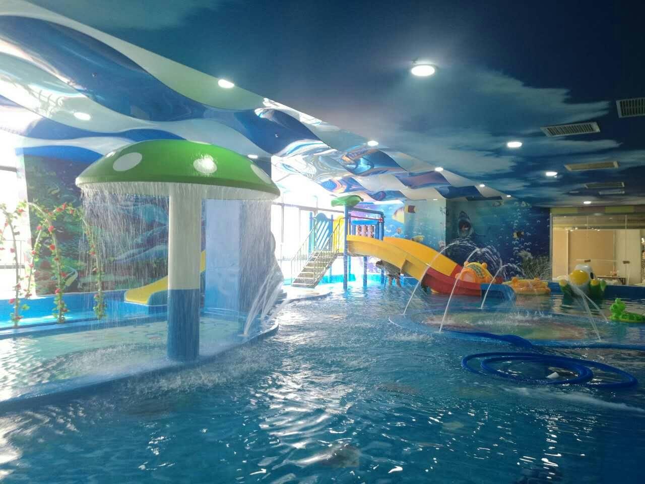 山西嬰兒游泳館a圖片