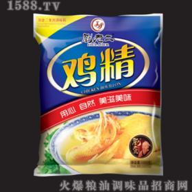刘老二品牌调味品招商加盟