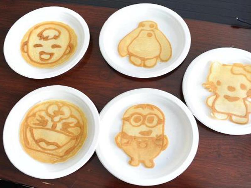 画饼大师3D打印美食招商加盟