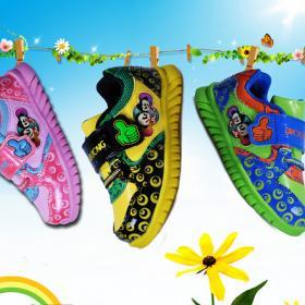 比士尼童鞋招商加盟