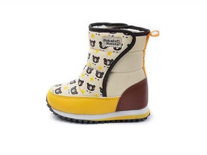 哈库拉玛塔塔童鞋招商加盟