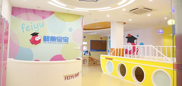 上海鲱鱼宝宝教育管理咨询有限公司
