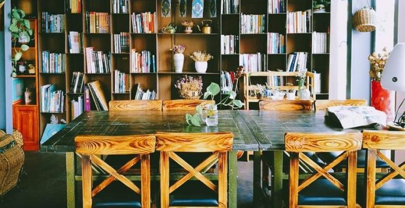 咖啡书店加盟