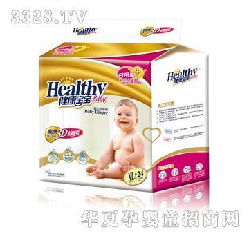 健康宝宝纸尿裤招商加盟