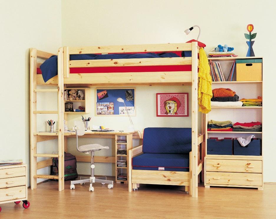 芙莱莎品牌儿童家具招商加盟