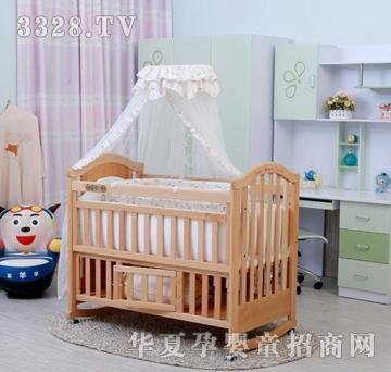 嬰樂谷(gu)嬰兒床招商加盟