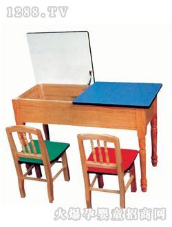 奇佳乐儿童桌椅招商加盟