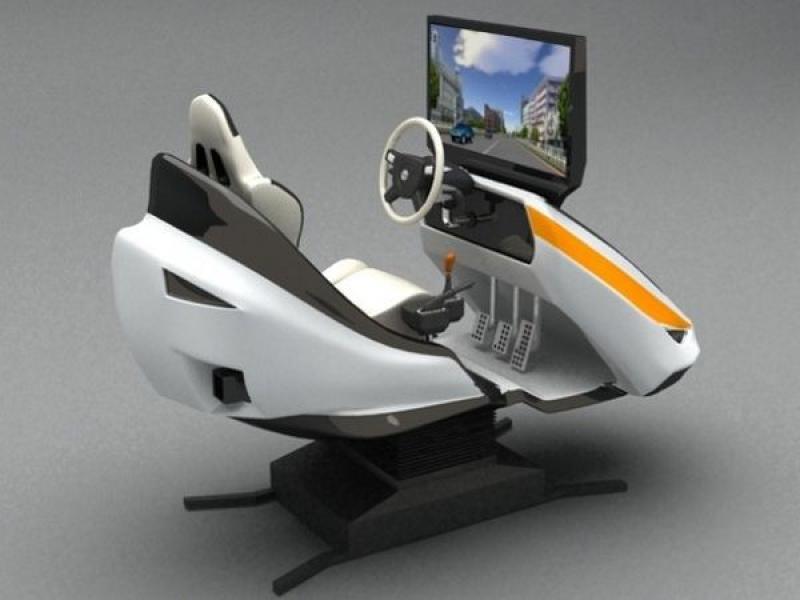 学车王驾驶模拟器招商加盟