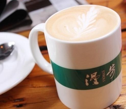 漫步咖啡加盟
