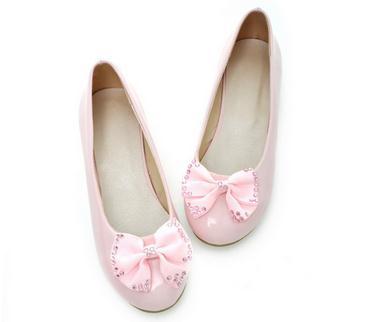 真皮平底女鞋加盟