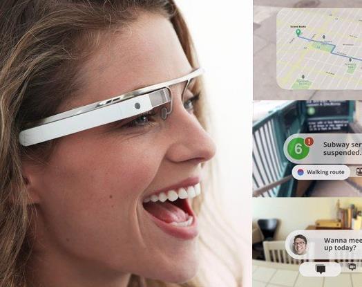 谷歌眼鏡加盟