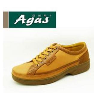 亚加斯男鞋加盟