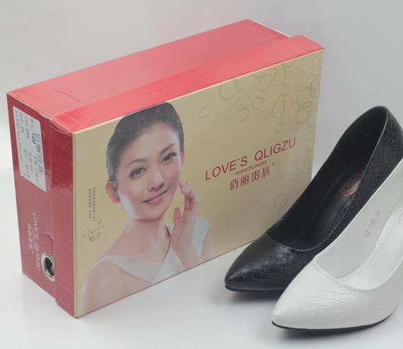 俏丽贵族女鞋加盟