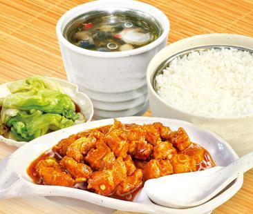 E緣中式快餐加盟