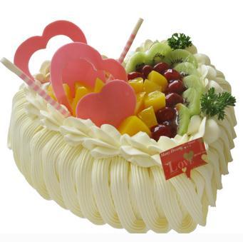 爱心蛋糕加盟