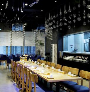 海上餐厅加盟