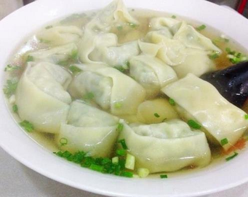 上海菜肉大餛飩加盟