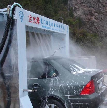 杭州水斧洗車機加盟