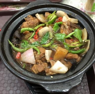 昊研黃燜雞米飯加盟