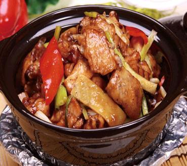 全味鮮黃燜雞米飯加盟