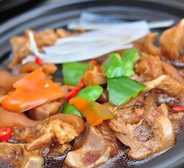 濟味源黃燜雞米飯加盟