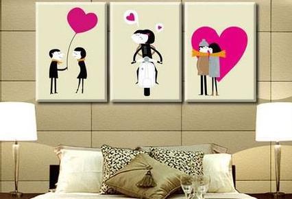 画美室内装饰画加盟