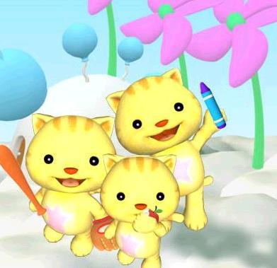 快樂星貓兒童密室加盟