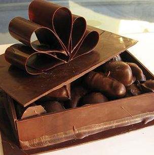 爱的巧克力加盟