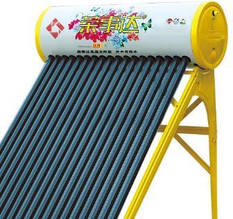 榮事達太陽能熱水器加盟