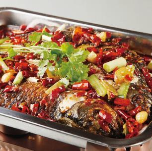 神龙烤鱼加盟