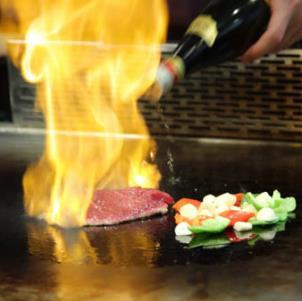 in鐵板燒料理加盟